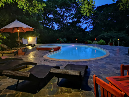 Hôtel Diego Suarez Madagascar avec piscine