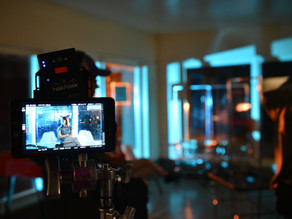 Filming Quicksand