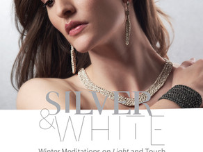 Silver and White Campaign with Patina Gallery
