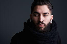Young Guy with Beard