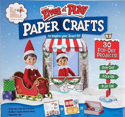Elves Paper Crafts