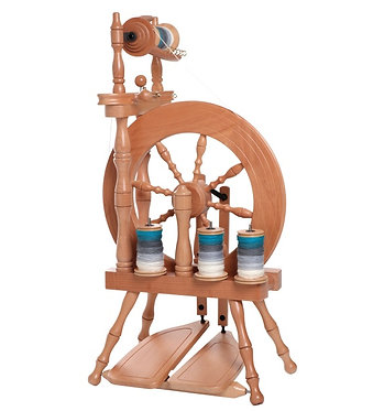 Traveller Spinning Wheel