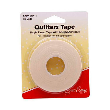 SE Quilters Tape (Single sided)