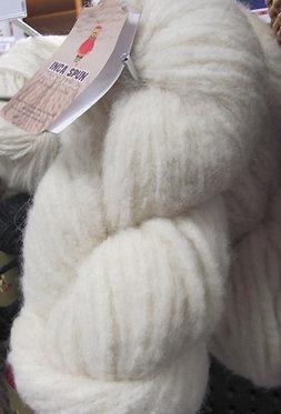 Alpaca Yarns - INCA SPUN BRUSHED CHUNKY  10ply
