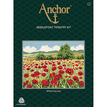 Anchor Essential Kits: Tapestry – Poppy Field