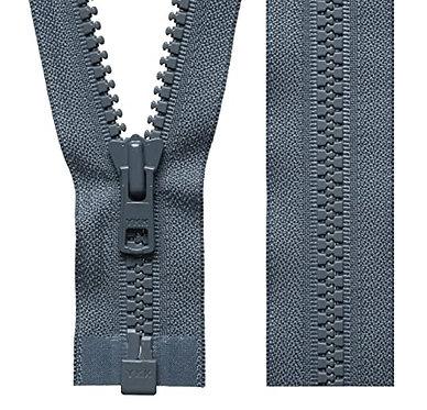 Jacket Zips - Vislon
