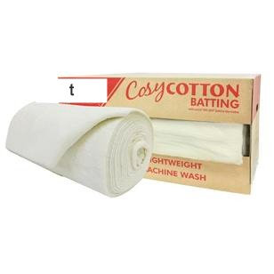 Batting -100% Natural Cotton 8oz – no scrim  254cm
