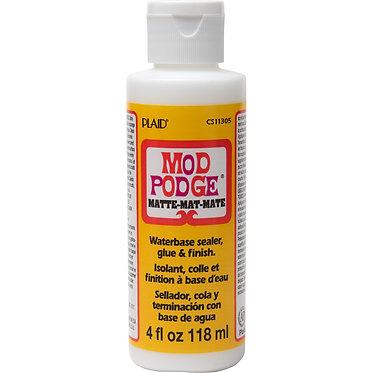 Mod Podge ® Matte, 4 oz.