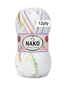 Nako RENLKLI MASAL 12ply