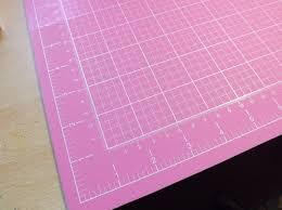 2mm Pink Cutting Mat 90 X 60cm
