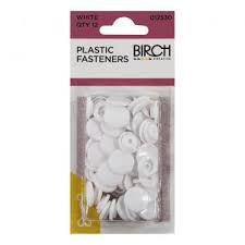 Plastic Snaps (Kam Snaps)