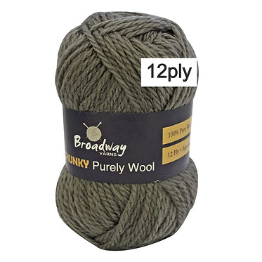 Purely Chunky 12ply