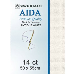 AIDA CLOTH 50 x 55cm - 14ct