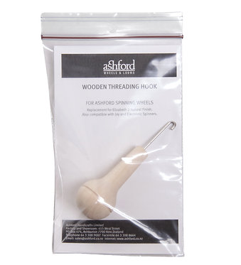 Wooden Threading hook