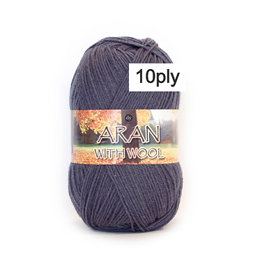 DY Choice: 10ply Aran with Wool 100g