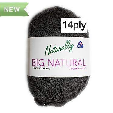 NATURALLY Big Natural chunky 14ply