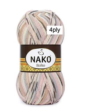 Nako BOHO 4ply (sock yarn)