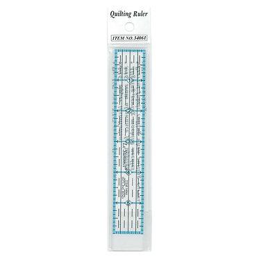 """Birch Quilt Ruler Standard 1""""x 6"""""""