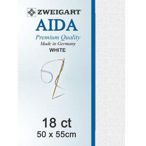 AIDA CLOTH 50 x 55cm - 18ct