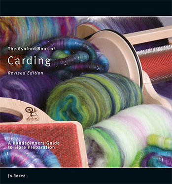 Ashford book of carding