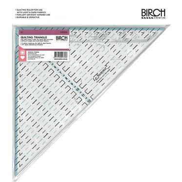 """Birch Right Triangle 12"""""""