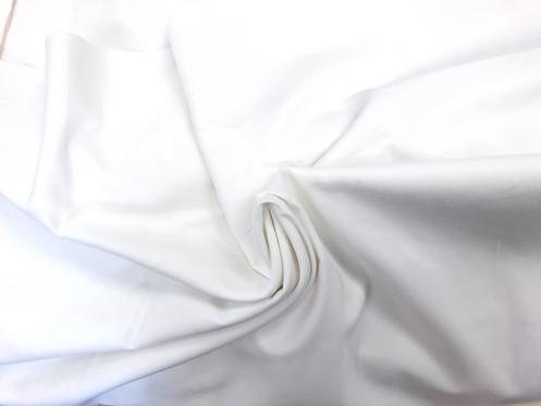 Cotton Muslin - White