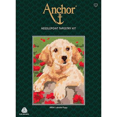 Tapestry - Labrador Puppy