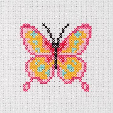 Cross Stitch – Butterfly