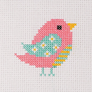 Cross Stitch – Bird