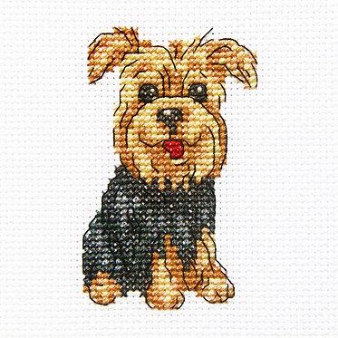 RTO Cross Stitch Kit - Cheerful Archie H238