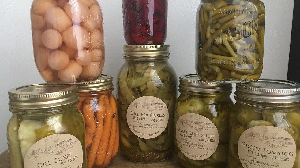 Pickled Cucalemon