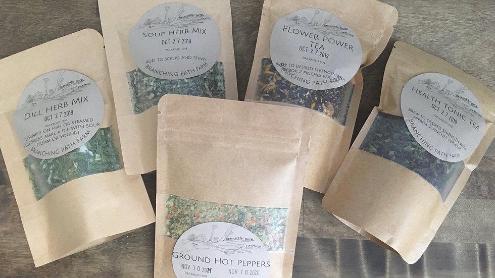 Health Tonic Herbal Tisane