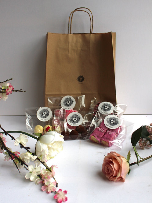 Small Hand Delivered Valentines Day Package
