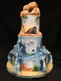 Nemo and Bruce Cake