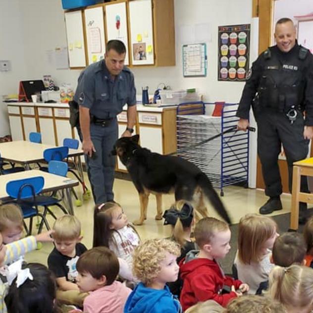 Community Helpers - Policeman
