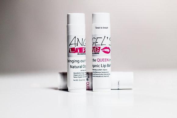 Angel's Lips Organic Lip Balm