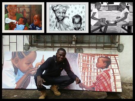 "Runway Liberia Presents ""WEARABLE LIBERIAN ART"" To Support Liberia Fashion Industry"