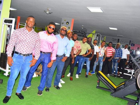 Liberia Strongest Man 2021: Meet the 15 finalists for the Battle of the Giants Edition