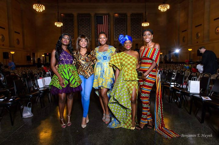 #RunwayLiberia2016_When Liberian Beauties show up in grand style. They are smart, beautiful and true