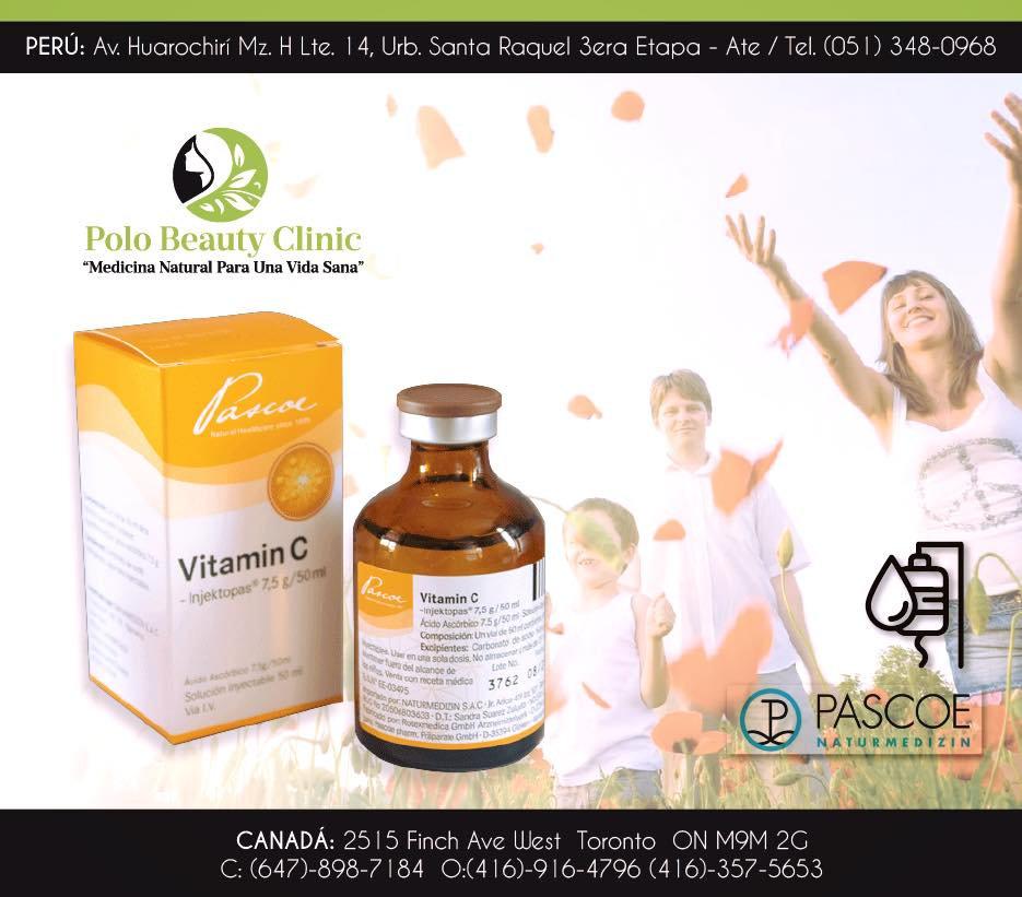 Vitamin C Serum/ Megadosis de Vitamina C
