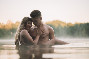 Ole und Anna Partnerbild