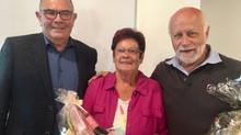 Tennisverein Schlüchtern verabschiedet langjährige Mitarbeiter
