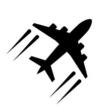 airplane-icon-in-flat-style-plane-symbol