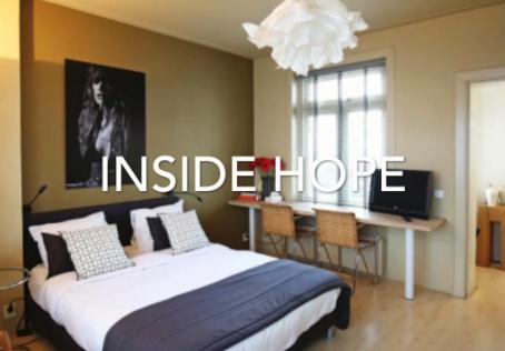 Film Festival nods for Inside Hope, the scripte