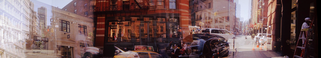 NYC | Mercer Hotel by Maria Bevilacqua