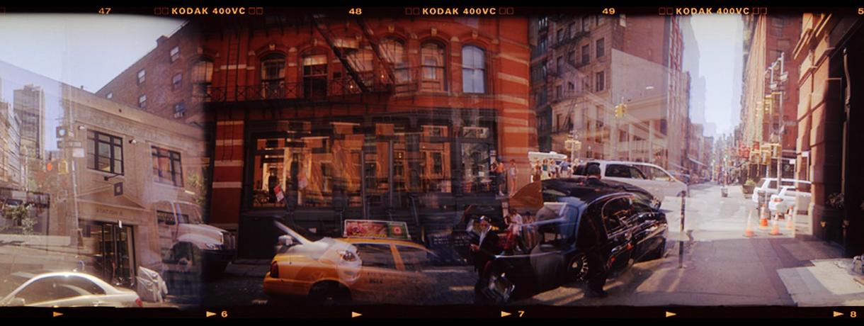 NYC | Mercer Hotel