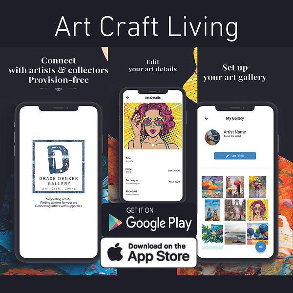 ArtCraftLiving App