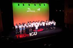 Members from TEDxICU 2016