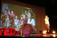 Speaker from TEDxICU 2017