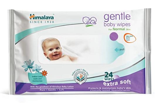 Gentle Baby Wipes